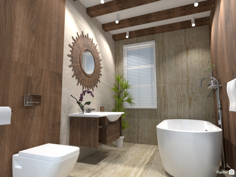 BATHROOM 3922377 by Valery G. image