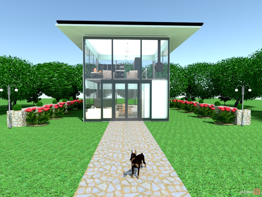 2 story dog house plans for 2 dog dog houses