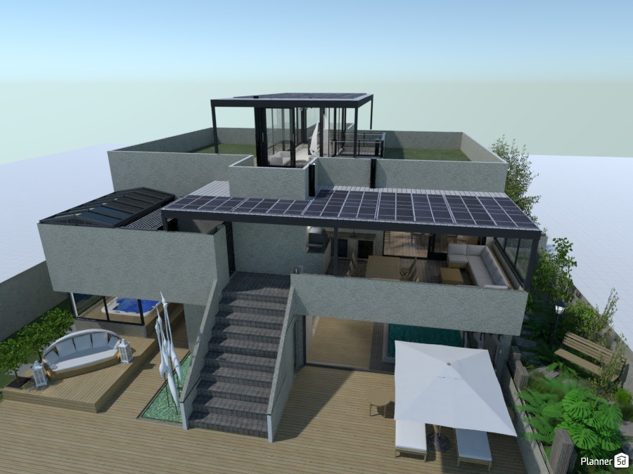 Energy efficient Multi-purpose house 85026 by derick le roux image