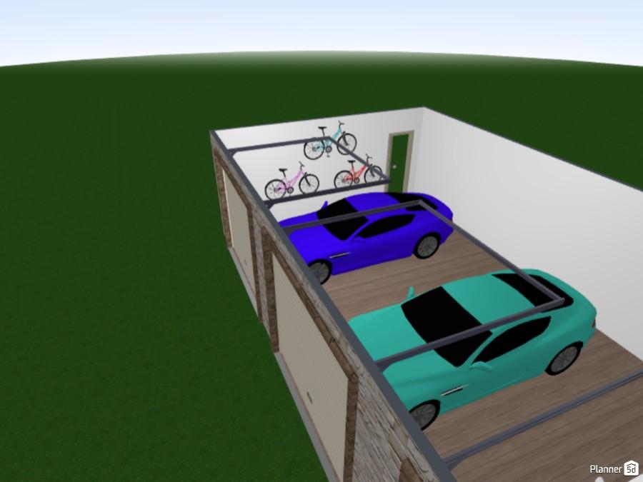 three car garage 84162 by ✨g r a c e✨ image
