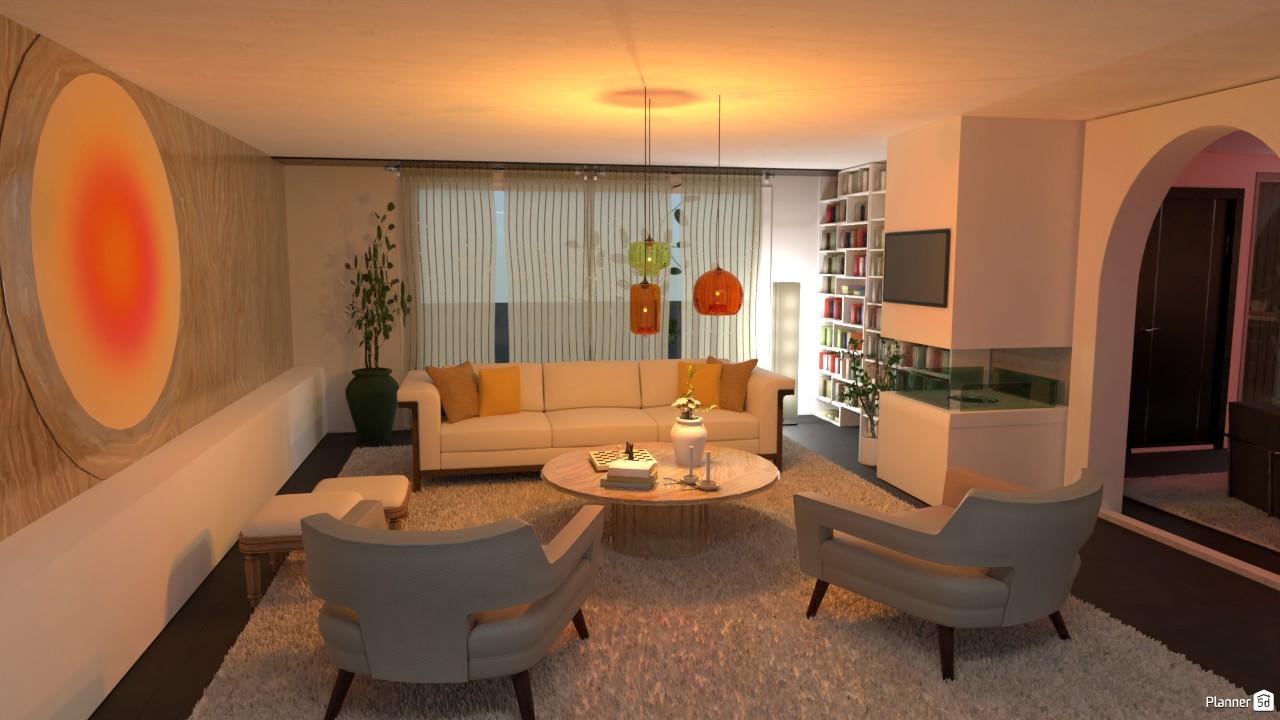 cozy living room 4252899 by SELIN5DPLANNER image
