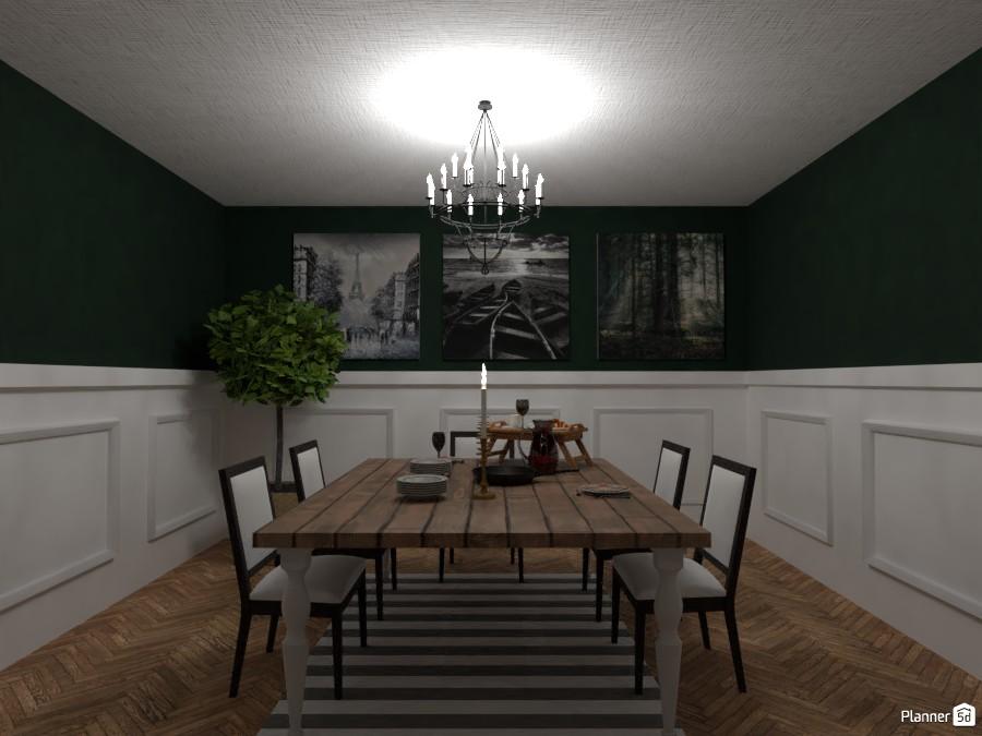 Cute dining room 3588739 by Eat, Sleep, Design image
