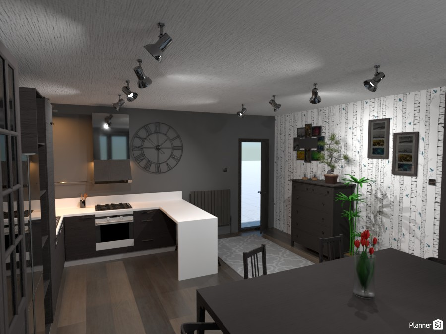 Kitchen Design 3553627 by Random1997girl image