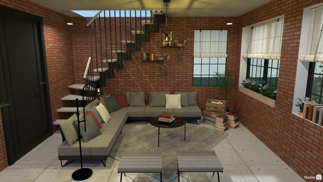 Casa de tres niveles. (2do ángulo) 4214585 by Hall Pat image