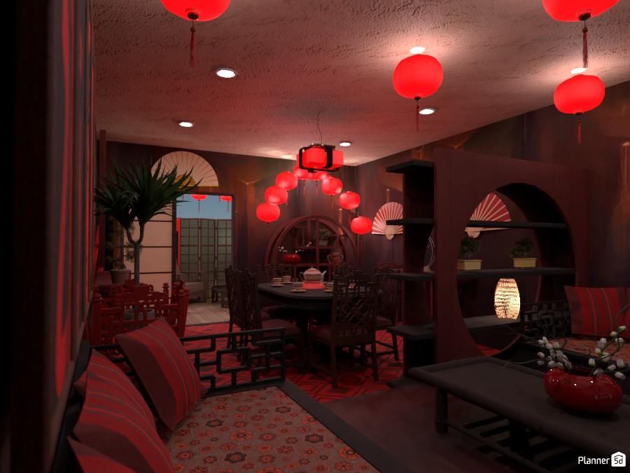Chinesian design 4007235 by Tatjana image