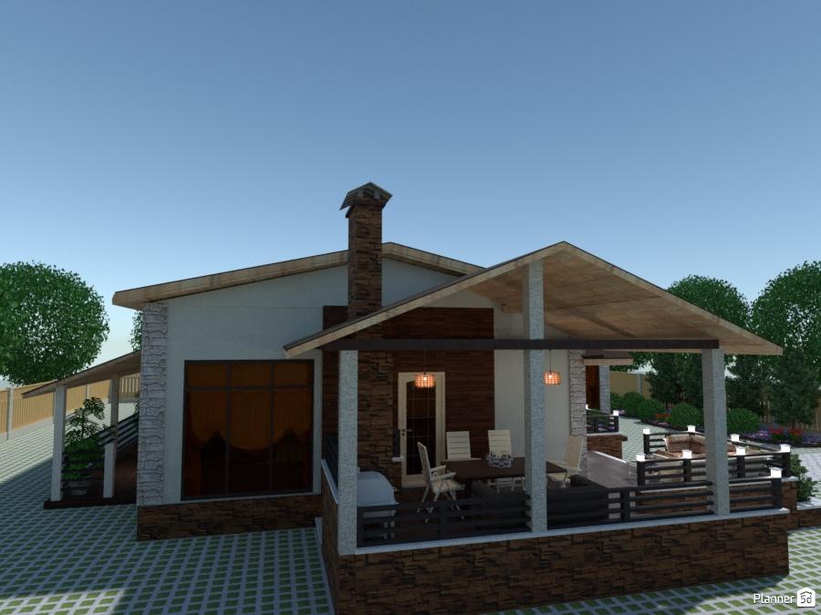 ideas house terrace decor garage outdoor lighting landscape architecture ideas
