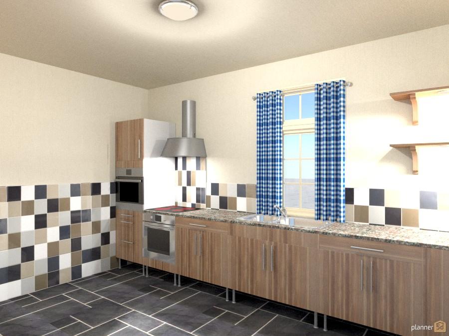 Showroom kitchen like the ikea decor ideas planner 5d for Ikea home planner italiano