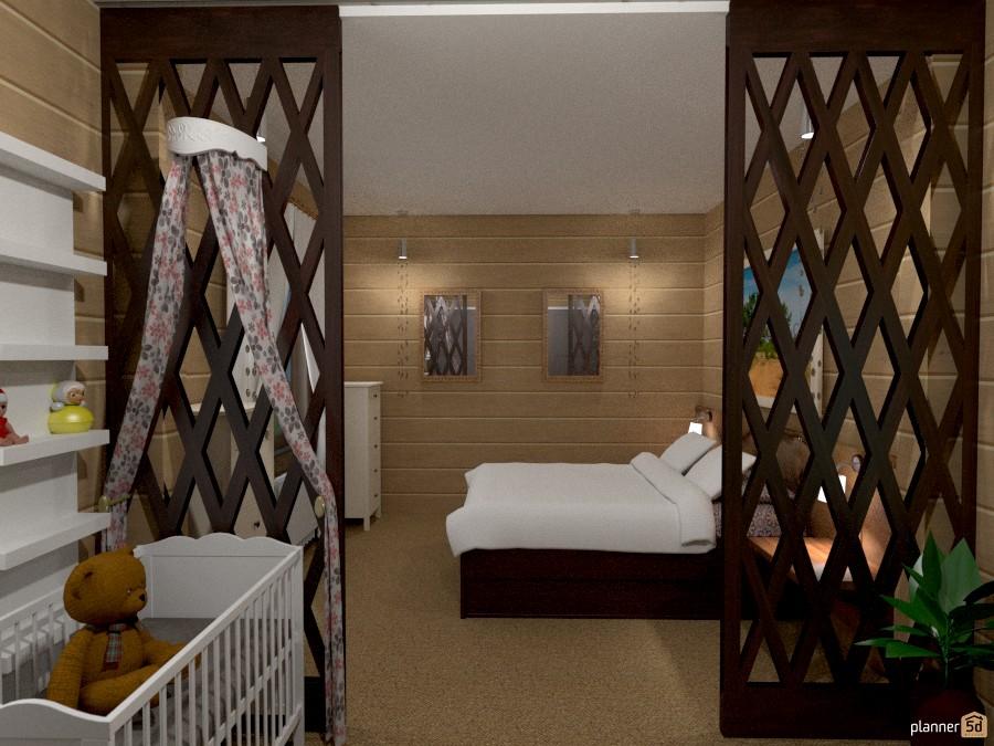 Спальня 721640 by Татьяна Максимова image