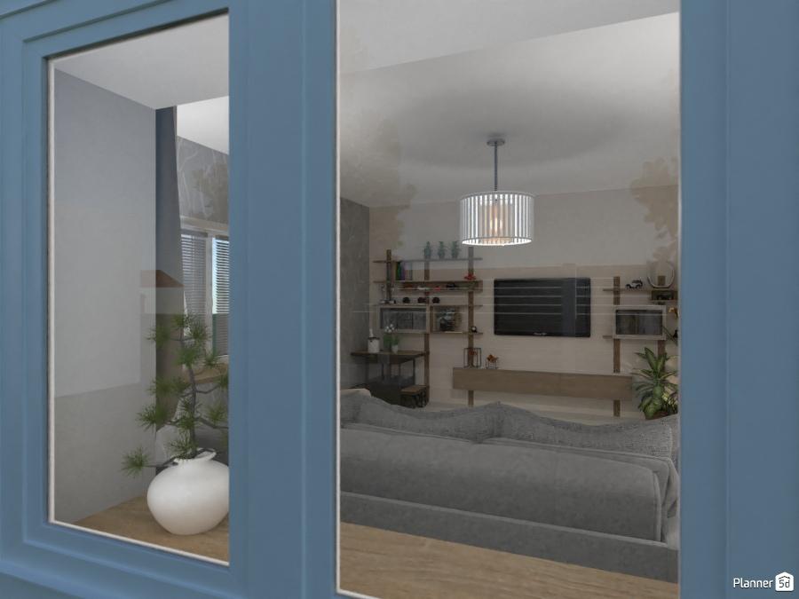 Дизайн дома 1 этаж 77988 by Татьяна Максимова image