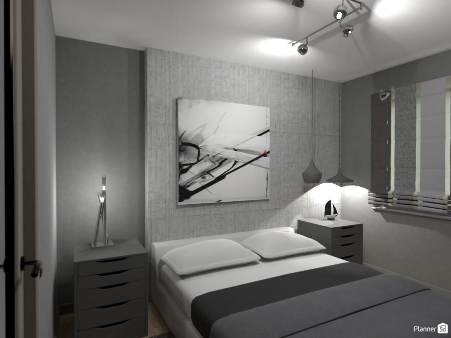minimalism bedroom 4046816 by Valery G. image