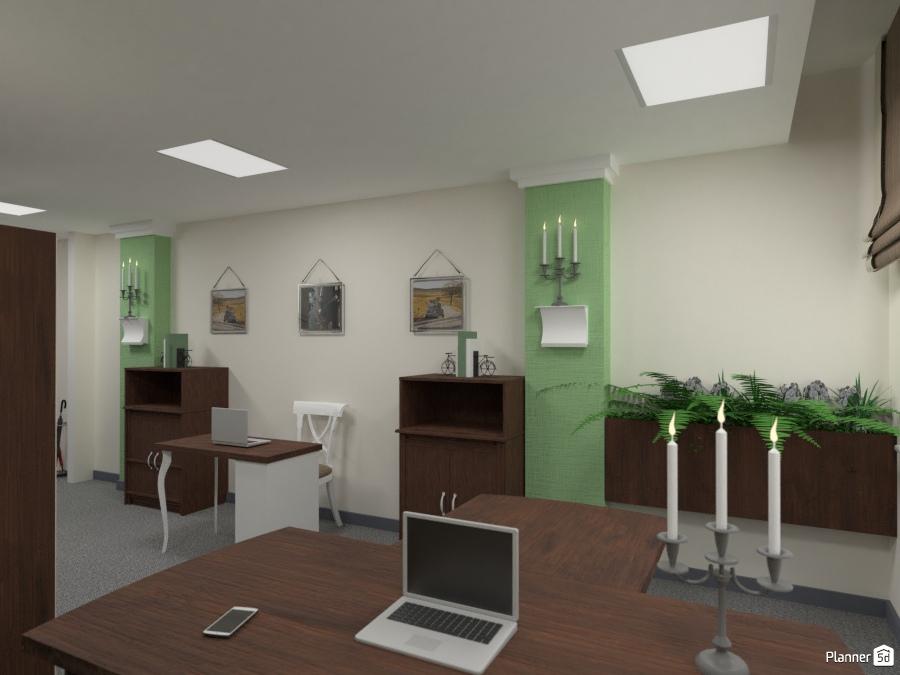 Дизайн офиса 76411 by Татьяна Максимова image
