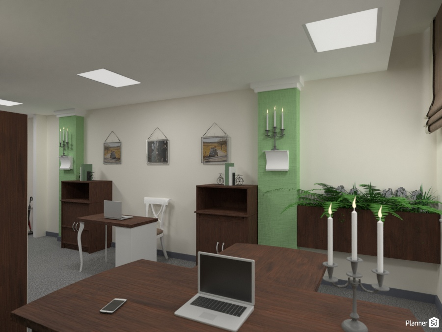Дизайн офиса 2528951 by Татьяна Максимова image