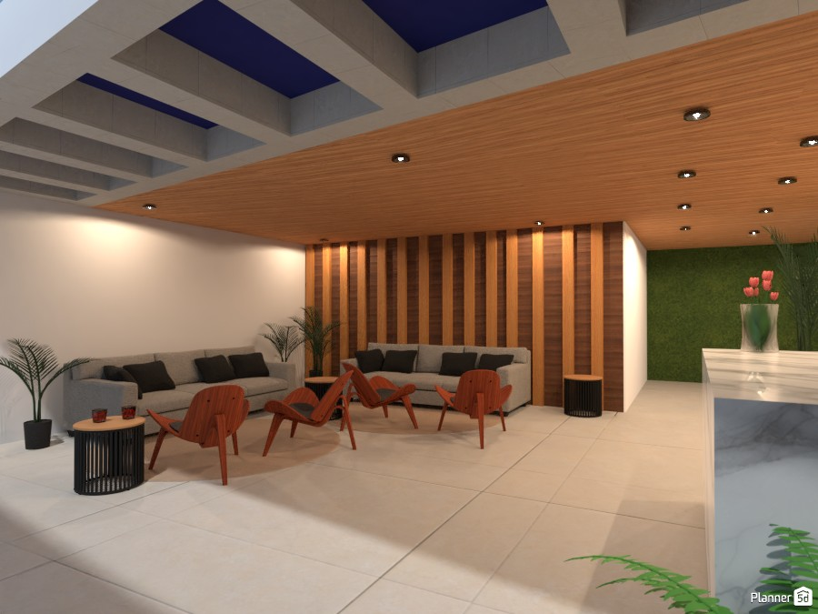 Maia Office 3095408 by Interiors Tulum image