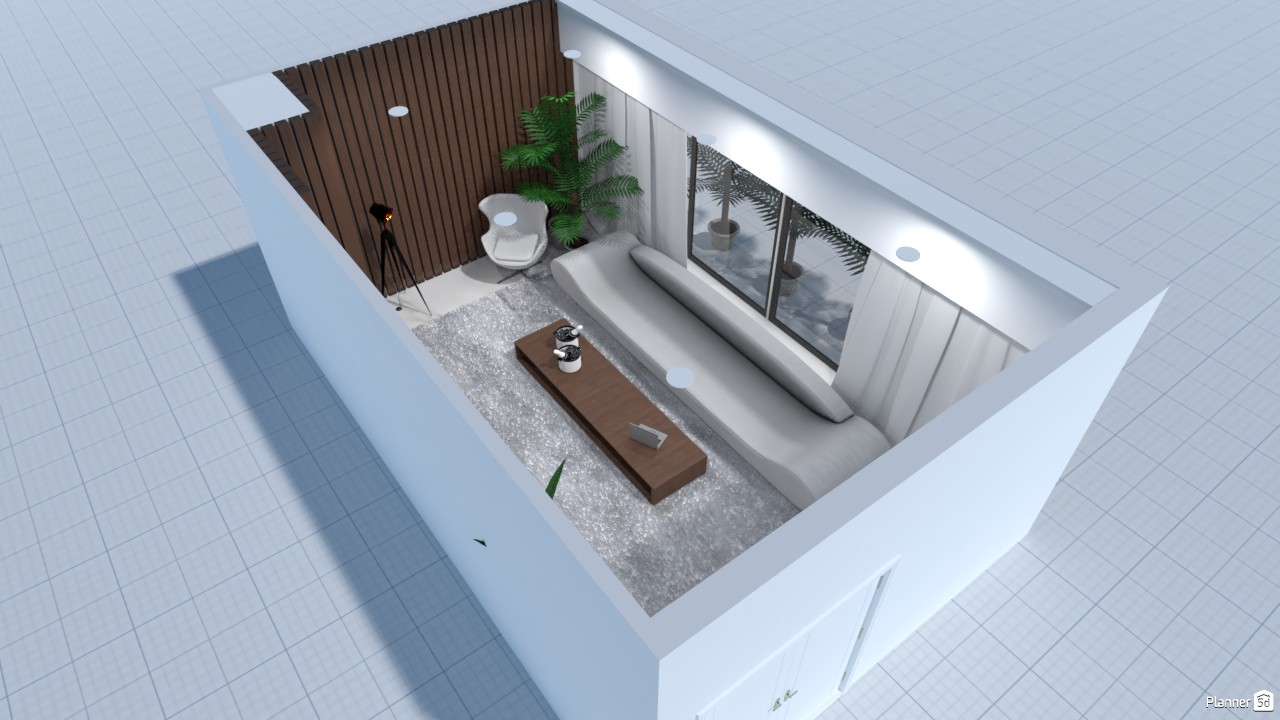 Minimal Living Room 3867609 by Joanna Demetriou image