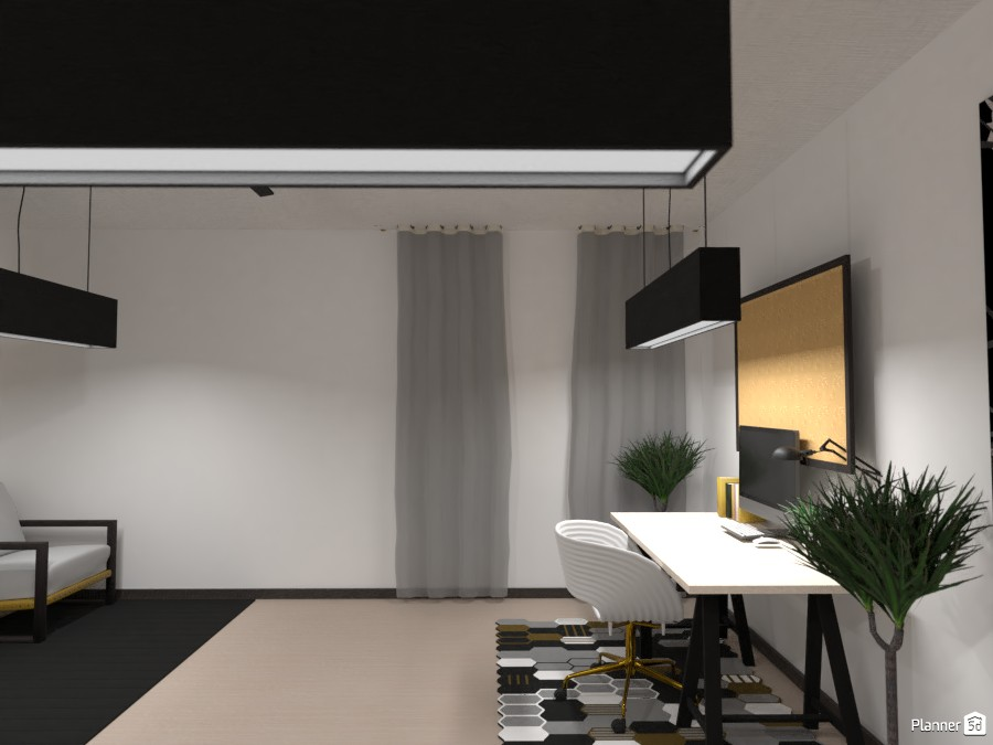 Modern Office 3599932 by Interior Designsss image