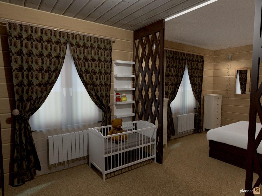 Спальня 742745 by Татьяна Максимова image