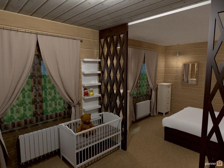 Спальня 742758 by Татьяна Максимова image