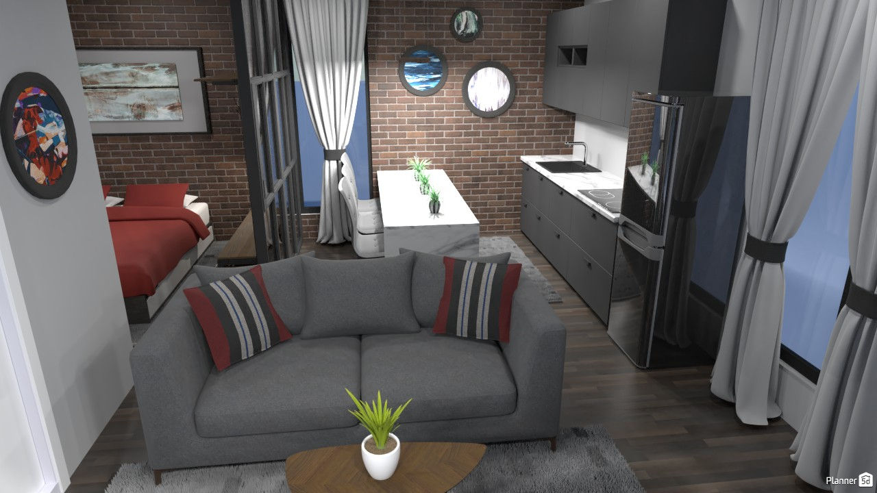 Design Battle Render - Small Studio 3923227 by Kelsy image