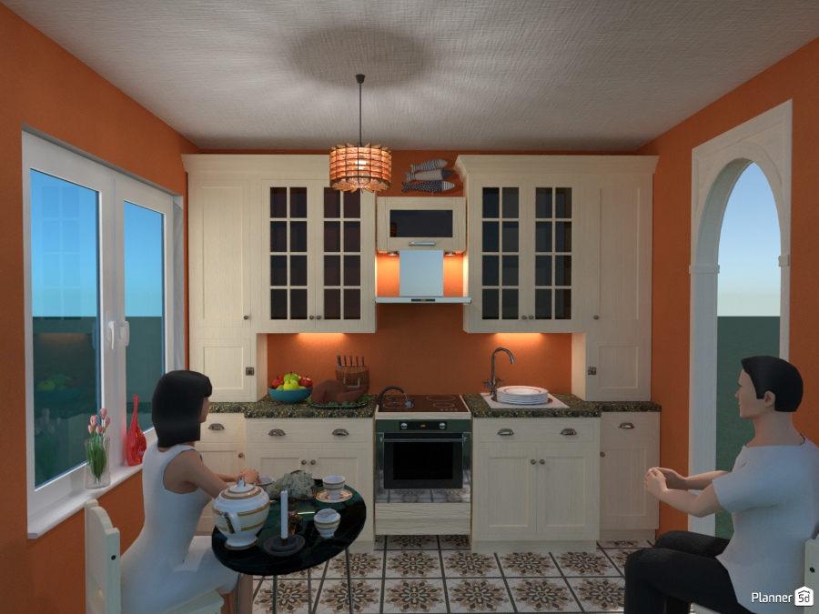 Our New Kitchen 02 2488654 by Serge Surkov image