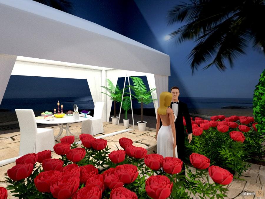 Райский уголок для влюбленных 868721 by Татьяна image