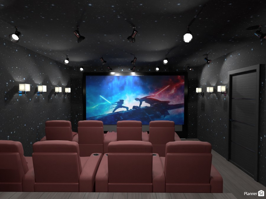 Movie theater 82736 by Designer (doggy) image