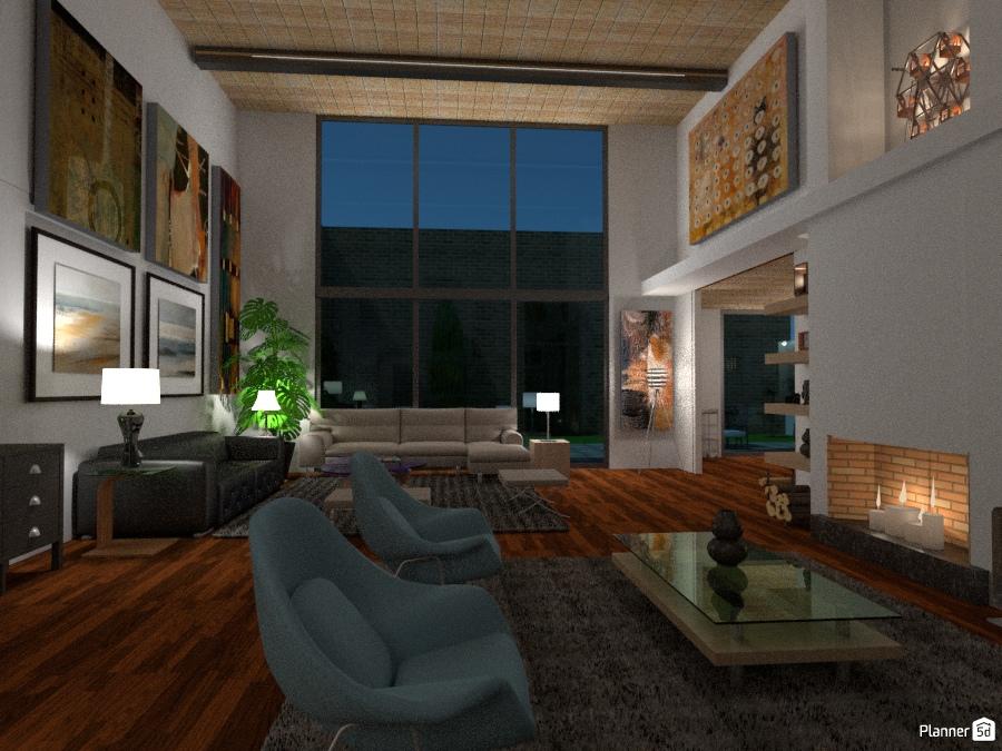 SD Loft - Apartment ideas - Planner 5D