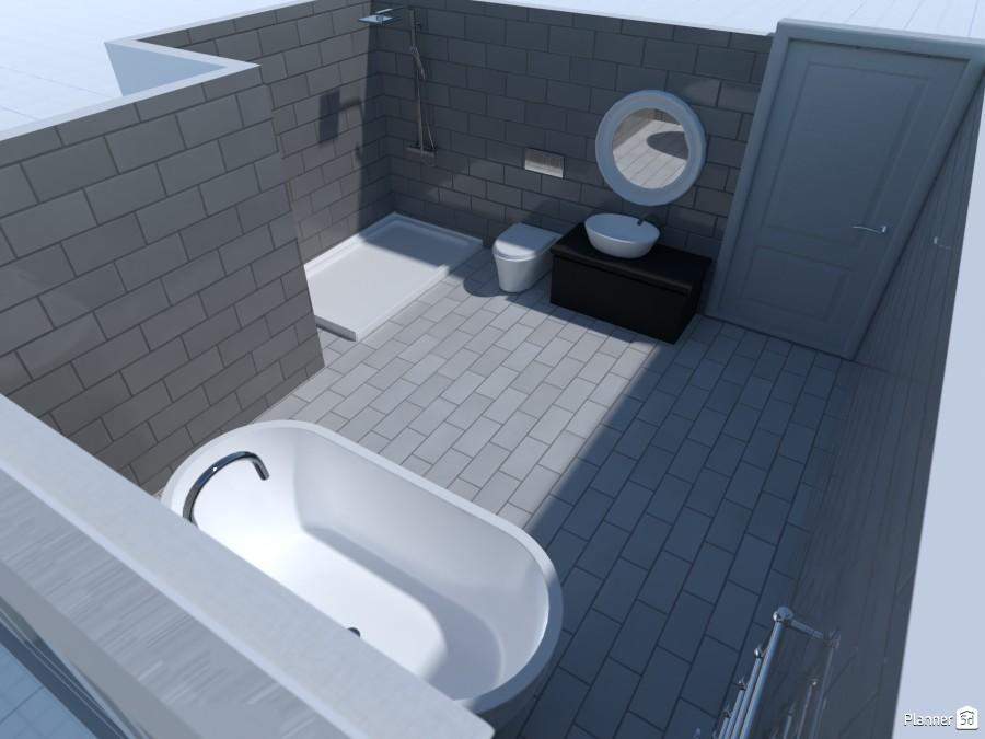 Bulphan bathroom 1 (large) 3897521 by Mark Lawless image