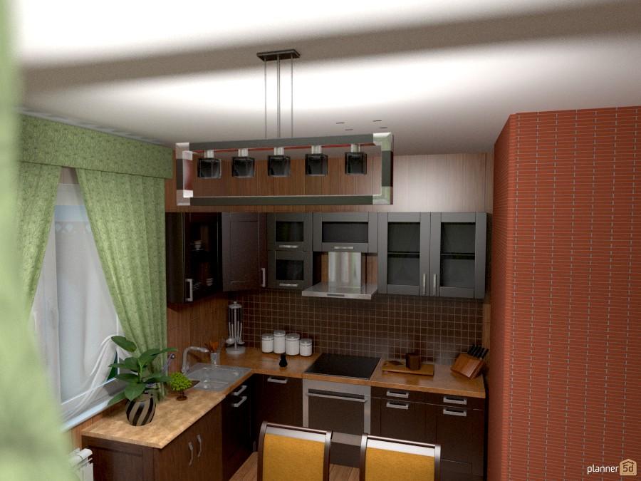 Загородный дом (дача) 358571 by Иринка image