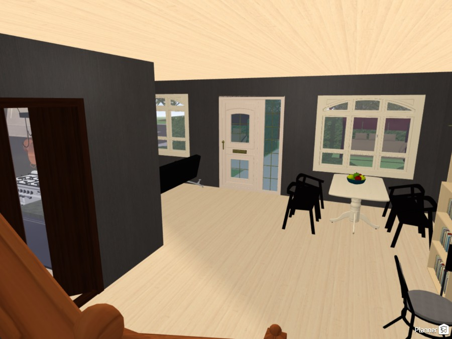 2-Story House 75608 by Jonathan Building image