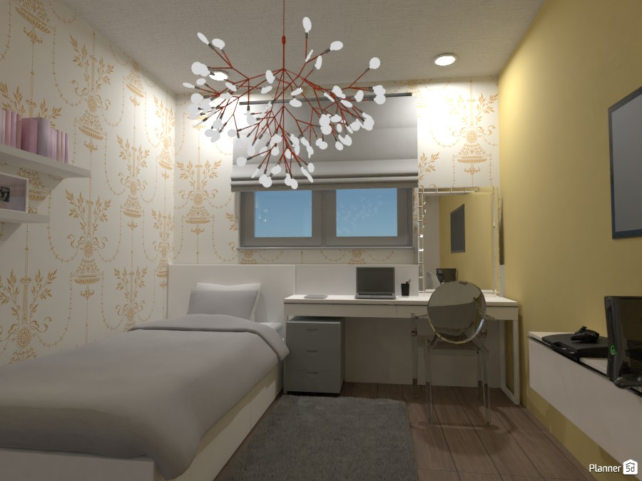 bedroom 3354572 by Rayslla Andrade image