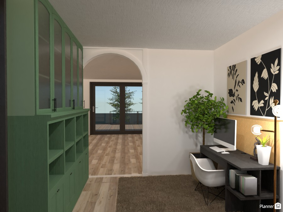 Dream Office -- My Dream House 3946365 by Isabel image