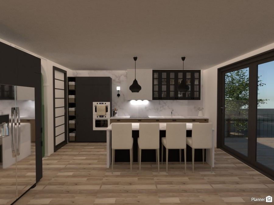 Tudor Kitchen -- My Dream House 3971751 by Isabel image