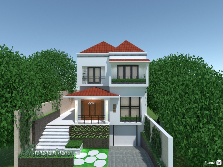 Casa moderna XXI 2540442 by MariaCris image