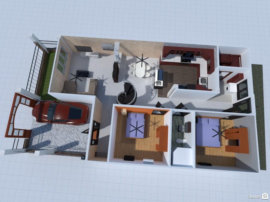 Design 1st floor_v0.1 3052711 by julius john image