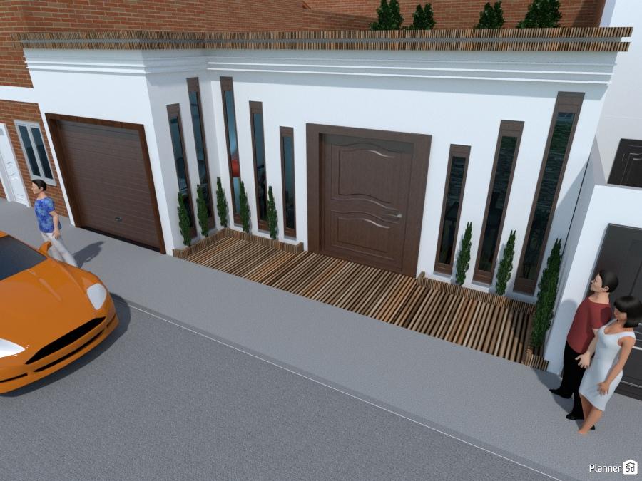 Fachada Casa Campestre Ideas Para Apartamentos