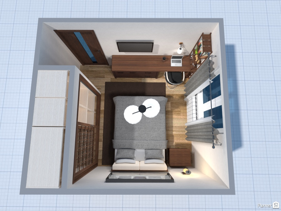 12 sqm bedroom 2878619 by PisiKing image