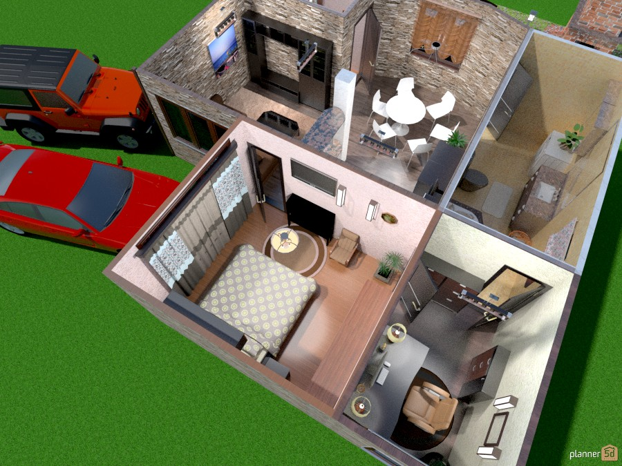 My house for living 451822 by Blanša Babarović image