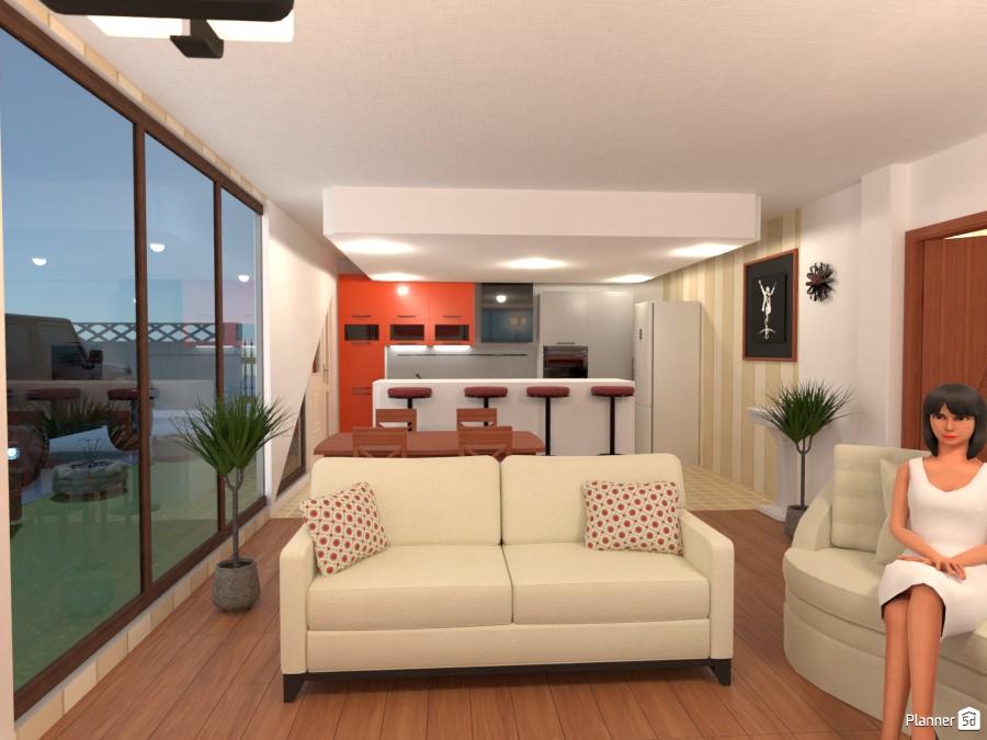 Kitchen living room ensuite 3251237 by Erastus Marugu image