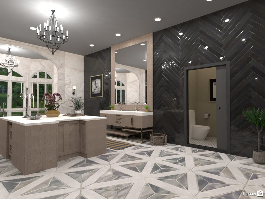 Luxurious Bathroom 3868986 by DesignKing image