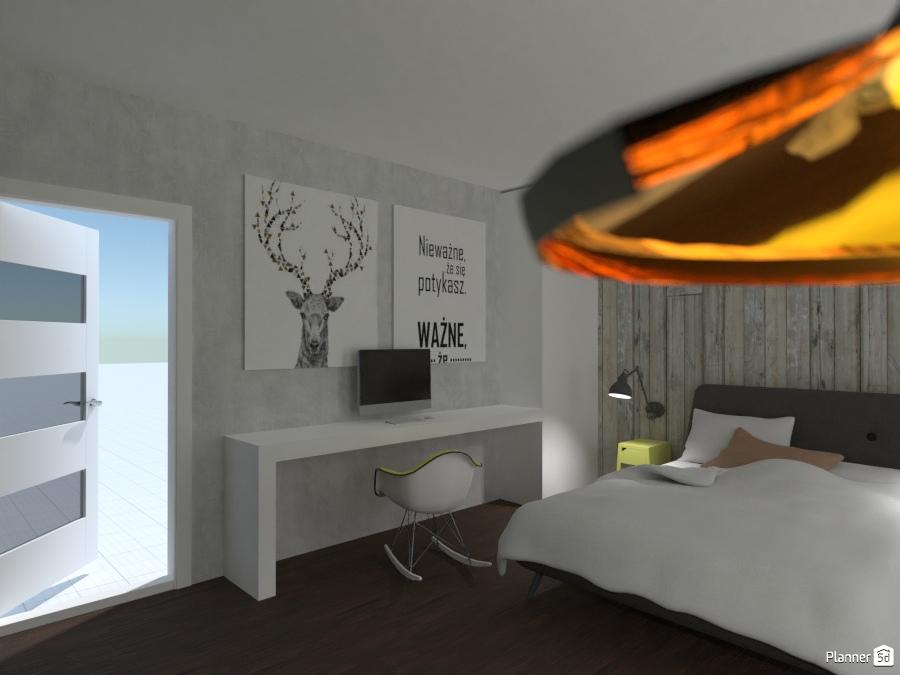 MODERN BEDROOM 71885 by Dawid Sadowski image