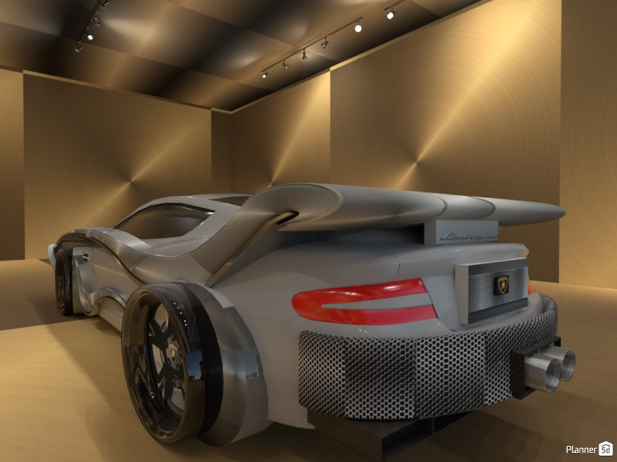 Exotic car/Lamborghini side view 2321699 by Jason image