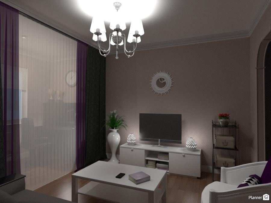 Небольшая гостиная 1420503 by Elena Strenova image