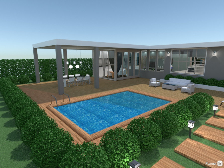 ideas house decor landscape ideas