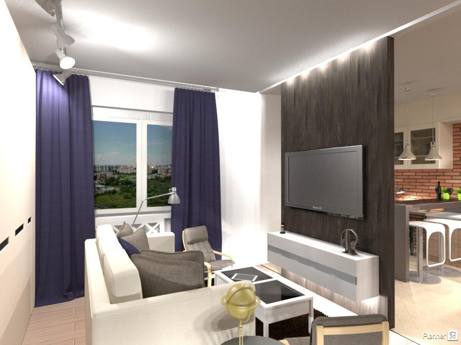 ideas apartment furniture living room lighting renovation studio ideas