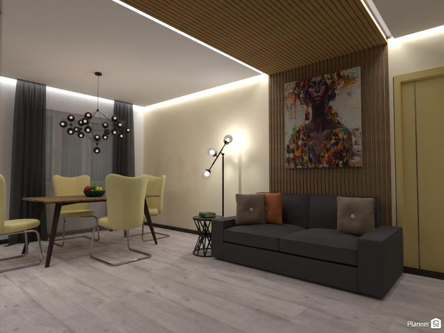 Гостиная 3446701 by Zhanna B image