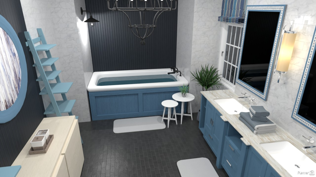 Countryside Bathroom 3892220 by Bunny image