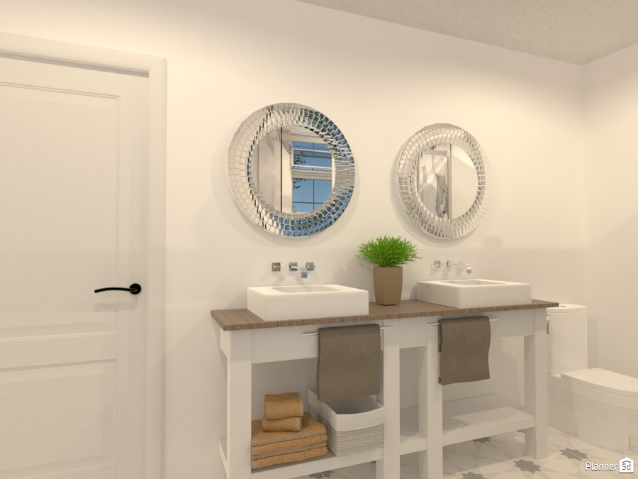 Master Bathroom 3884806 by Isabel image