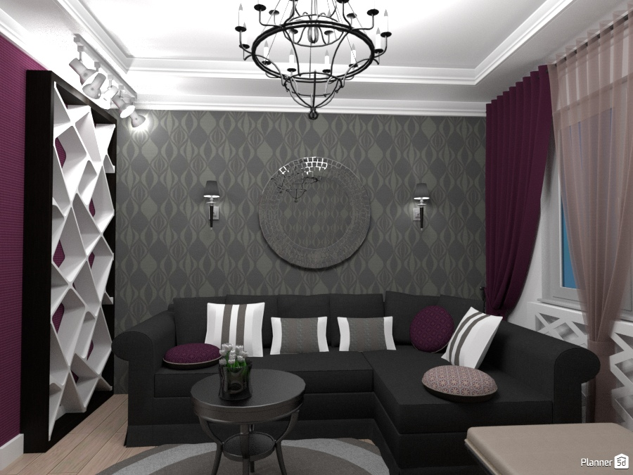 ideas apartment furniture decor living room lighting ideas
