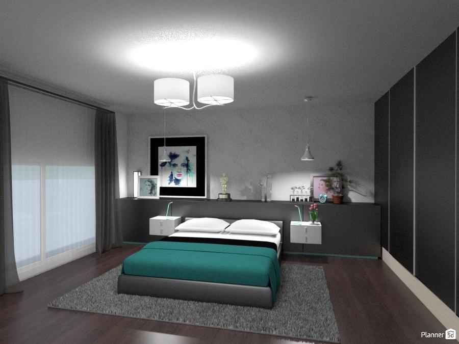 Bedroom 1812508 by Evelinaa image