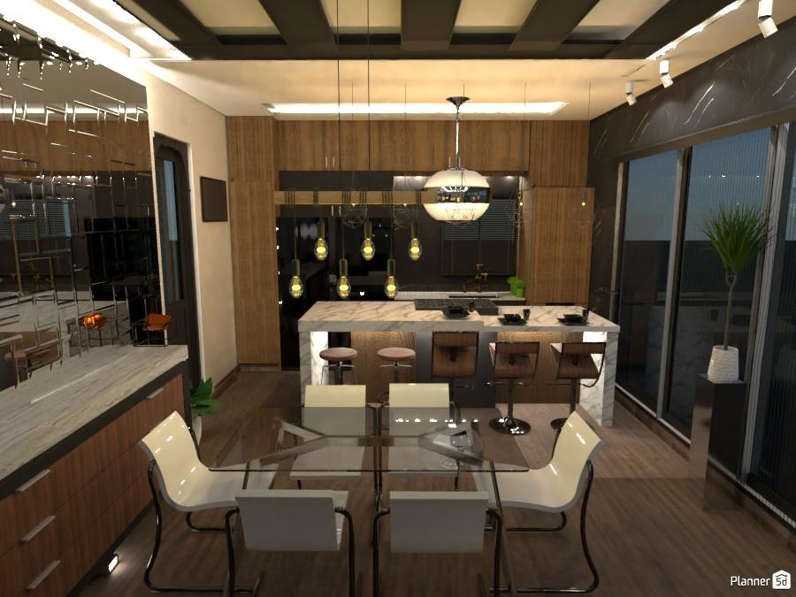 KITCHEN-Dinningroom 3511483 by BLAUHAUS image